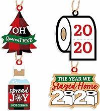 2020 Weihnachts Countdown Kalender Geschenkbox