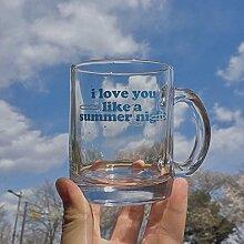 2021 New Summer Night I Love You Like A Summer