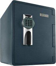 2096DFE - Feuerschutztresor - 60 Min - Papier / Datenträger - First Alert 60,6 Liter