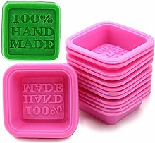 (20er Pack) zicome DIY Handgefertigte Seife