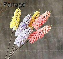 20pcs bunte Aussehen Samen Blume Bonsai Samen Das Aussehen Lupinus Zierpflanze für Hausgarten für Hausgarten-Mix