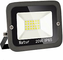 20W LED Strahler Außen Superhell LED Fluter 3000k