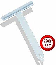 20x Aufhängefeder Sicherungsfeder Befestigungsfeder für Rollläden mit Maxi Profil. Neubau