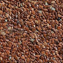 21 kg Steinteppich-Boden, Marmor 2-4mm + 1K