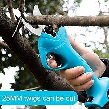 21 V Elektrische Astschere,Gartenschere mit
