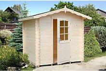 220 cm x 220 cm Gartenhaus Bluefield Garten Living