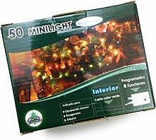 22890Lichterkette Mini Light 50L. weiße 22890