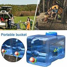 22L tragbarer Camping-Wasserbehälter,