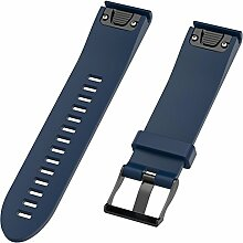 22mm Uhr Band Ersatzarmband Viele Farben Silikon