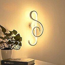 22W Modern Design schönem Musik Symbole LED
