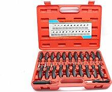 23-teilig Entriegelungswerkzeug Auspinwerkzeug