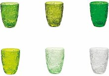 230 ml Trinkglas Jungle Villa d'Este Home