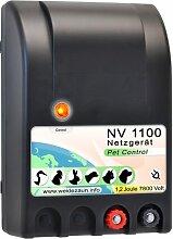 230 V Elektrozaungerät NV 1100 von VOSS.farming, Marderabwehr, Weidezaun, Elektrozaun, Reiherabwehr, Gartenzaun