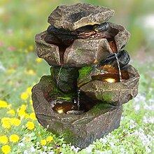 230V Gartenbrunnen Brunnen Zierbrunnen