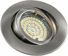 230Volt LED SMD Einbaustrahler Lino. Spot in