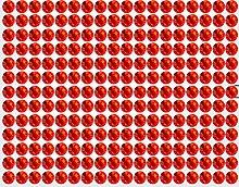 234 Strasssteine selbstklebend Glitzersteine zum