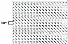 234 Strasssteine selbstklebend Glitzersteine zum Aufkleben rund Glitzer Aufkleber 5mm groß kristall klar silber