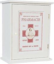 24 cm x 30 cm Medizinschrank Wrentham