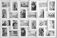 24 Fotos Bilderrahmen Fotorahmen Fotocollage