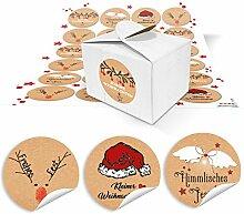 24 kleine weiße Geschenkboxen Geschenkschachteln