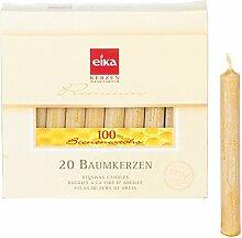 24 Packungen Eika-Christbaumkerzen mit 100 %