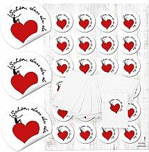24 süße keine Mitgebsel Tüten Gast-Geschenke