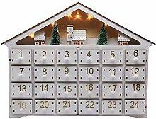 24 Tage Bis Weihnachten Mit Schubladen, Feiertag
