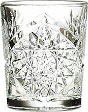24 x Schnapsglas, Stamperl, Glas, 6 cl, Ø 5 cm,