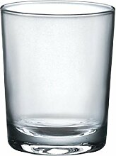 24 x Wasserglas, Trinkglas, Glas, transparent,