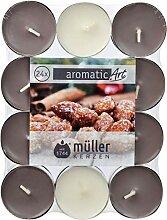 24er Duftteelicht von Müller Kerzenfabrik, neue
