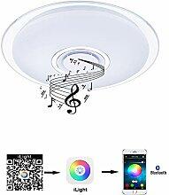 24W Bluetooth Deckenleuchte APP-Steuerung und
