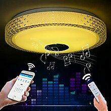 24W LED Deckenleuchte Deckenlampe Modern Rund