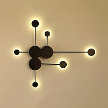 24W LED Geometrische Wandleuchte Innen Modern