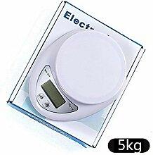 25 / 30kg Digitale Küchenwaage Elektronisches