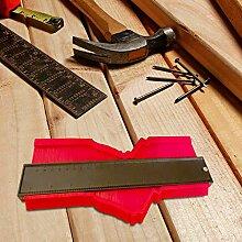 25,4 cm Konturlehre Duplikator, Scribe-Werkzeug,