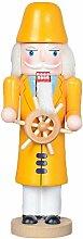 25 CM Puppe Dekoration Piratenkapitän Naval