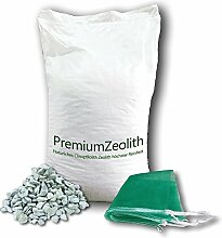 25 kg ZEOLITH 5-8 mm +2 Filtersäcke