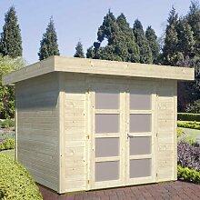 250 cm x 250 cm Gartenhaus Coeburn Garten Living