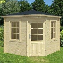 250 cm x 250 cm Gartenhaus Gino Garten Living