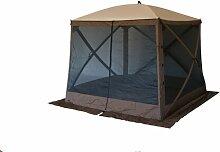 250 cm x 250 cm Pop-Up Pavillon Trivette aus