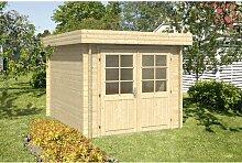 250 cm x 320 cm Gartenhaus Cuxhaven Gartentiger