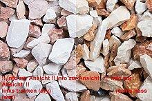 250 Kg Mediterran Splitt 11-22mm, Edelsplitt - gebrochen im Big Bag (9879000281)