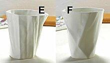 250 ml, einfache weiße Knochen-Chian-Kaffeetasse,