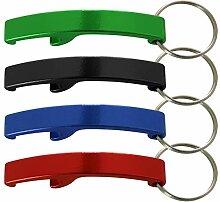 250 Stück rote Schlüsselanhänger