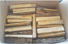 25cm Anzündholz 30kg-Paket Anmachholz Hartholz