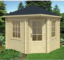 260 cm x 260 cm Gartenhaus Cordell Garten Living