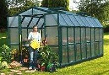 267 cm x 514 cm Gartenhaus Grand Gardener 48