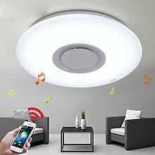 ● 26W LED Deckenleuchte Integrierte Bluetooth