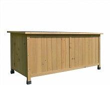 270 L Aufbewahrungsbox aus Massivholz WFX Utility