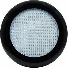 277 LED-Anlage lampe Schwarz Pflanze Licht voll band Pflanzenwachstum Lampe, UK-100 W